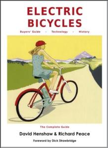 Electric Bicycles, by David Henshaw & Richard Peace